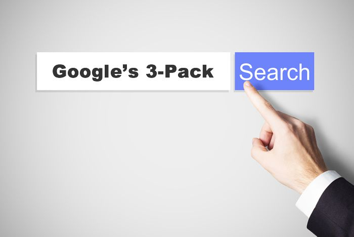 How to Get Into Google's 3-Pack