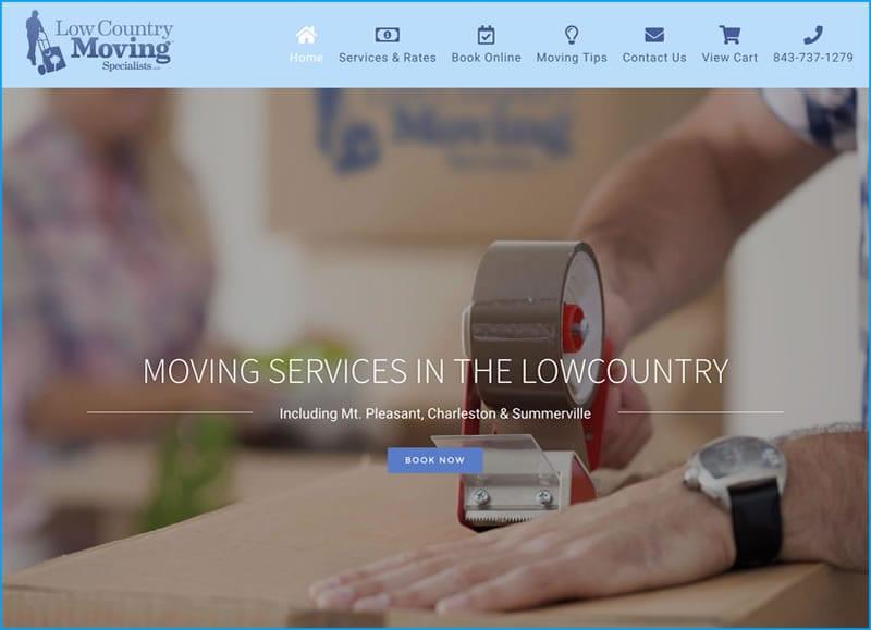 Web Designer in Charleston South Carolina SEO & Internet Marketing Agency